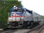 Virginia Railway Express @ Alexandria Virginia
