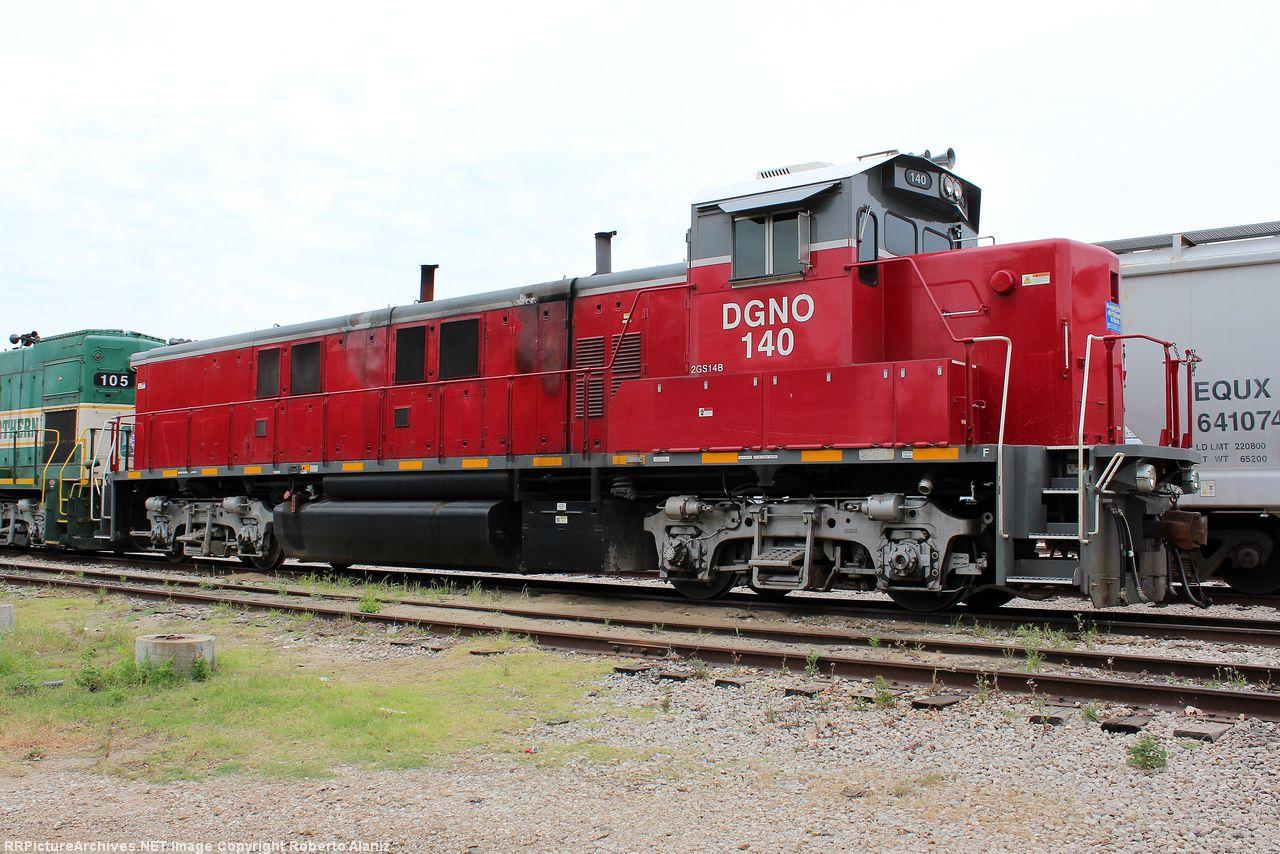 DGNO 140