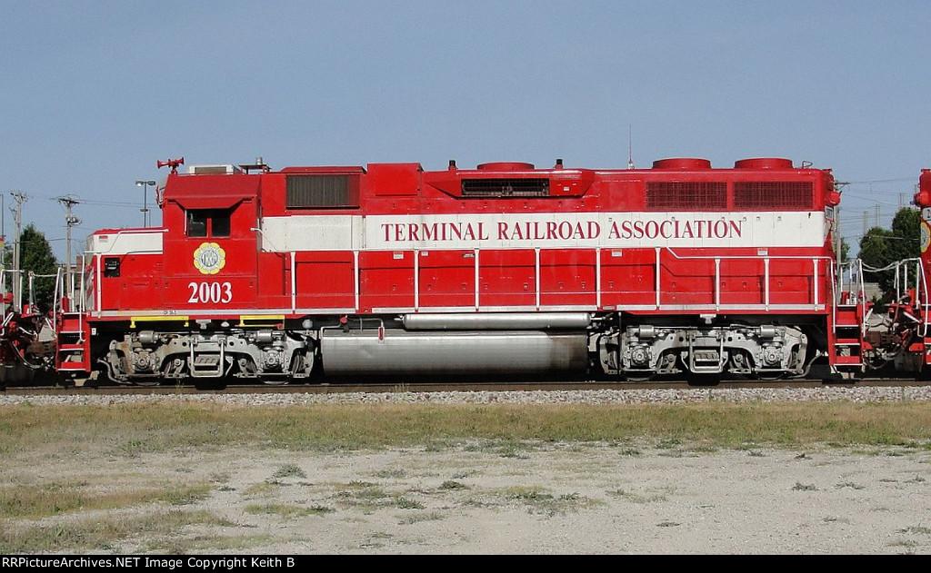 TRRA 2003