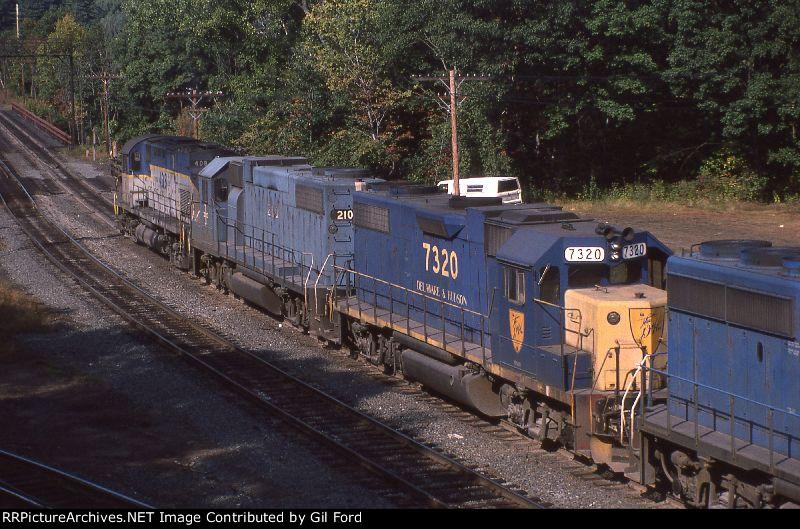 D&H 7320-210-D&H 408