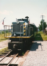 Maine Narrow Gauge Museum