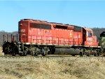 OHCR EMD SD40-2 3303