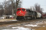 Canadian National, CN 8833