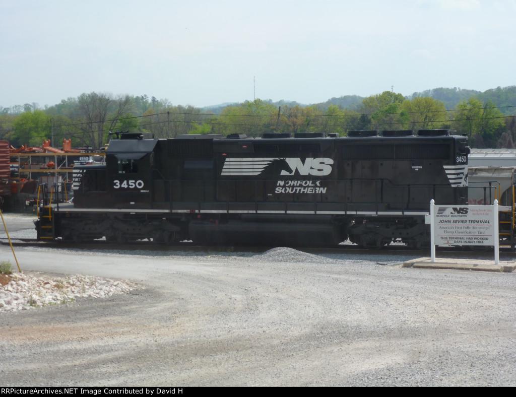 NS 3450