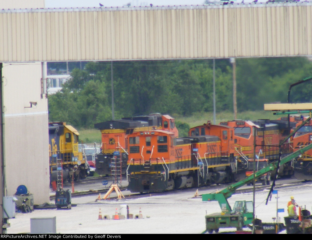 BNSF 3408