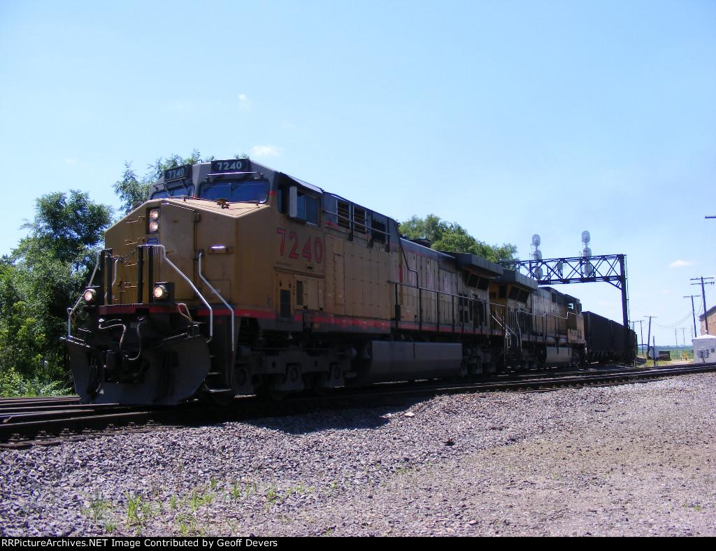 UP 7240