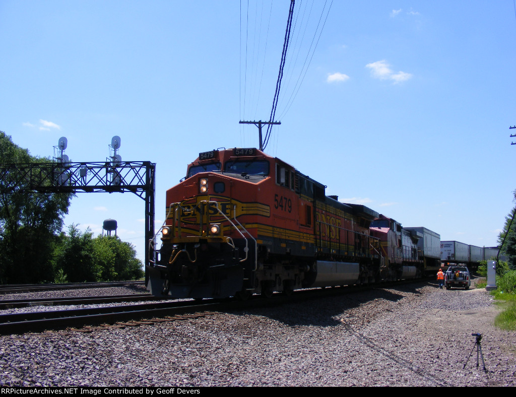 BNSF 5479