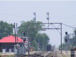 East Bound Coal and CBQ Signals