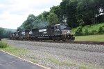 507 coal train west 11:30 am