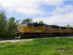 UP SD70M 5010