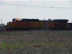 BNSF C44-9W 5314
