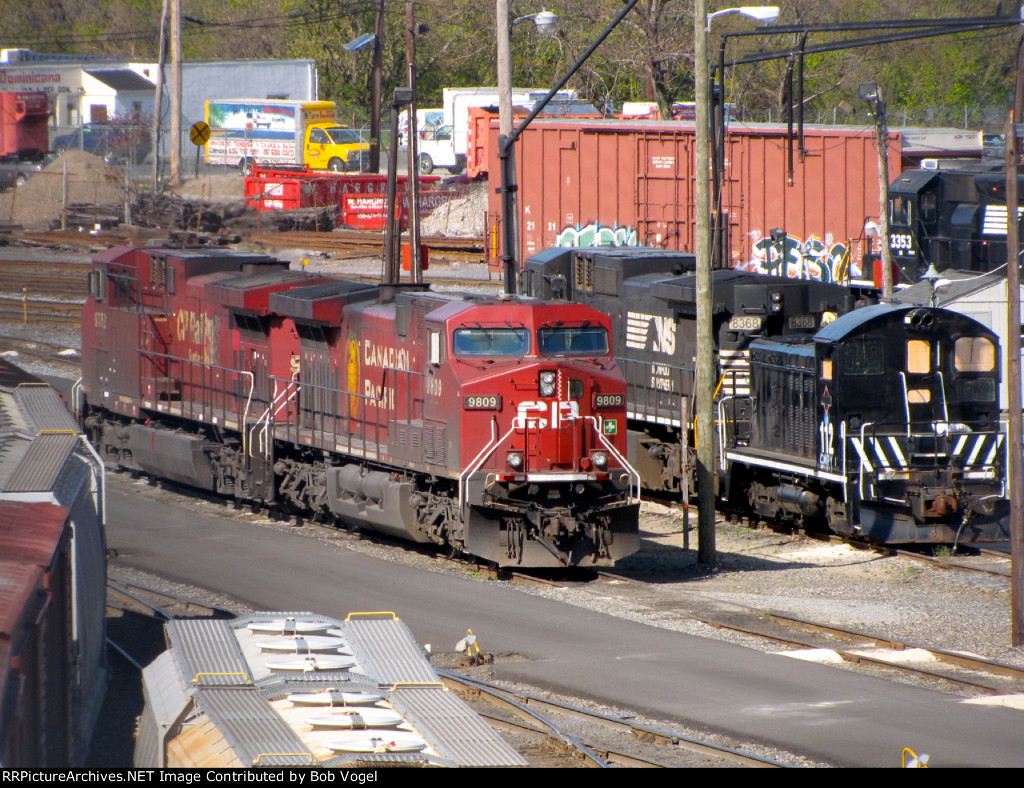 CP 9809 and 9552; GMRY 112