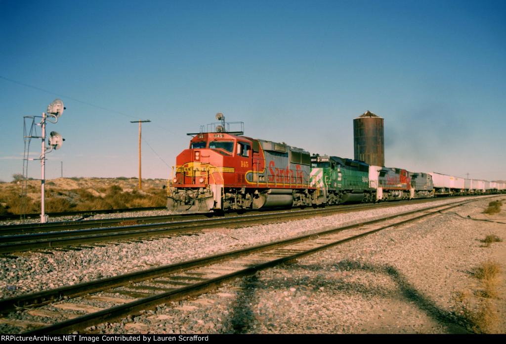 ATSF 145 West