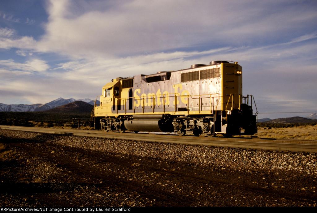 ATSF 2325 West