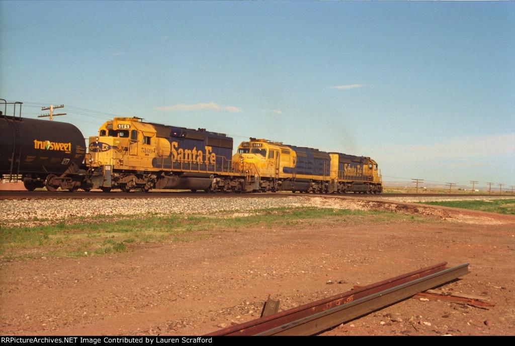 ATSF 5132 W/B