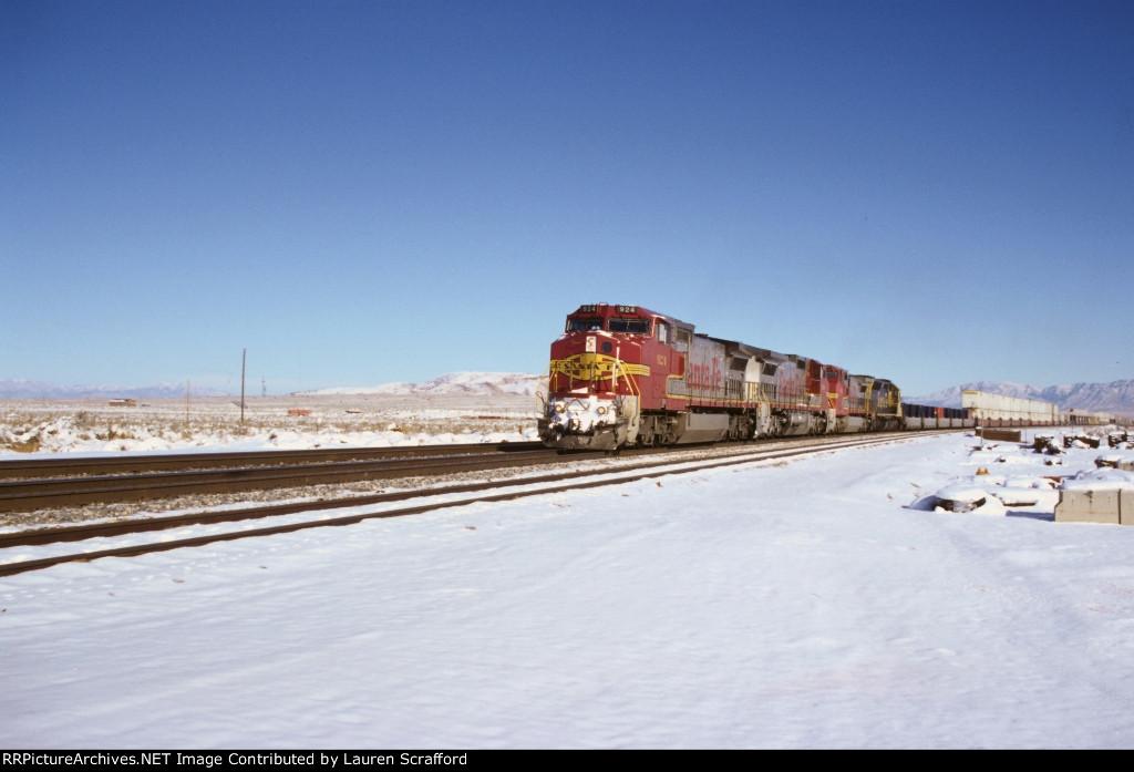 ATSF 924 W/B