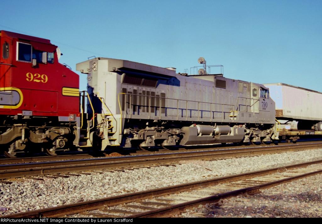 BNSF 790 W/B