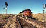 BNSF 109 East