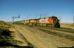 BNSF 709 East