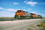 BNSF 743 West