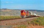 BNSF 8255 E/B