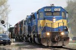 Westbound DME Freight with 6 EMD's