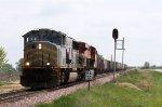Westbound Suprise TFM Grain Train