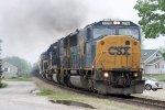 Eastbound CSX Loaded Ethanol