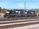 SD40-2's