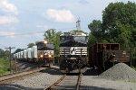 NS 9645 054 Windmill Train