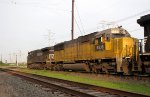 Ex Union Pacific now NS 6538