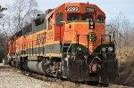 BNSF 2299 / L-840