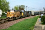 AC6000 Leading CSX Power