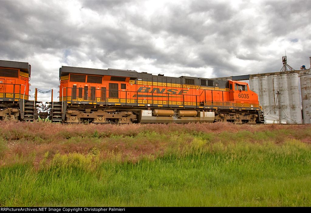 BNSF 6035