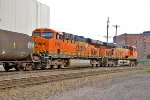 BNSF 6416 and BNSF 5926 Lead M-TULLIN1-30