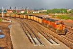 BNSF 5821 and BNSF 6287 Lead C-NAMCSC0-04