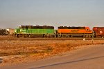 BNSF 3014 and BNSF 2024