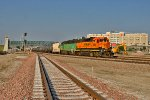 BNSF 2024 and BNSF 3014 Lead the Havelock Zephyr