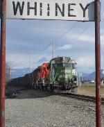 BNSF 2813