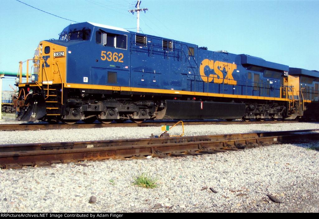 CSX 5362