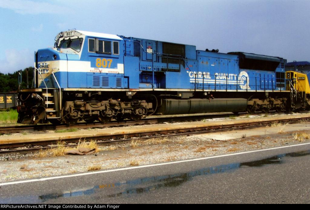 CSX 807