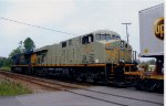 CSX 5212 on CSX Q174