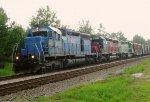 HLCX 6332 on CSX Q609