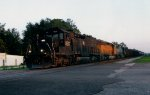 LTEX 8537 on CSX R606