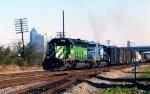 HLCX 7173 on CSX Q456