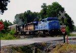 NS 8434 on NS 284