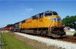 UP 4416 on CSX Q215