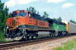 BNSF 1033 on CSX Q237