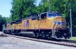UP 3979 on CSX Q606
