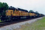 UP 3144 on CSX Q606